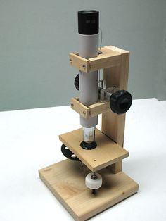 A one Dollar Compound Microscope