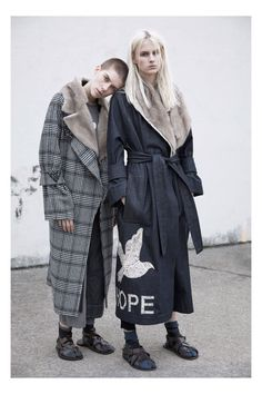 Victor Alfaro Fall 2017 Ready-to-Wear Collection Photos - Vogue