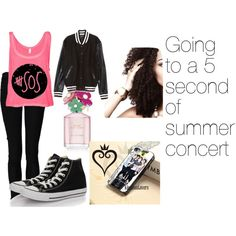 """""""5 Second Of Summer Night"""" by bloggerle3 on Polyvore #5sos #5secondofsummer #fivesecondofsummer"""