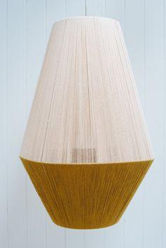 Lamp Design, Lighting Design, Pop And Scott, Lampe Art Deco, Paper Lampshade, I Love Lamp, Handmade Lamps, Solar Powered Lights, Diy Chandelier