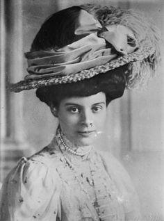 Crown Princess Cecilie of Prussia (1886-1954), née Duchess of Mecklenburg-Schwerin