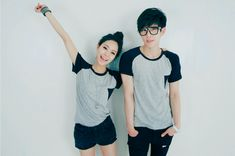 cute korean couples - Buscar con Google