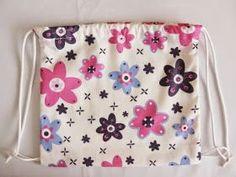 ILATELA: DIY: Cómo hacer una mochila infantil de tela