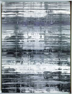 """Série -Prisme- Size: 130x97cm Oil based Laque """"satinée"""",with a light matte varnish."""