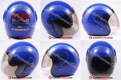 Helm Custom promosi untuk Mandala Finance