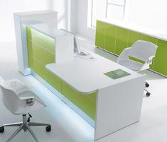 Reception desks | Entrance-Reception | Valde | MDD | J.. Check it out on Architonic