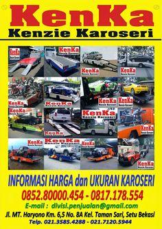 KAROSERI MOBIL TRUCK: KAROSERI TRUCK TOWING