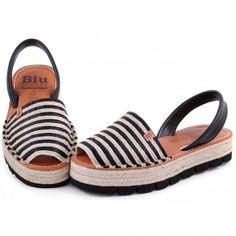 Sandale AVARCA in Dungi din Iuta si Piele Naturala cu talpa dubla Espadrilles, Shoes, Fashion, Sandals, Espadrilles Outfit, Moda, Zapatos, Shoes Outlet, Fasion
