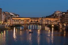 Ponte Vecchio. Florence Italy