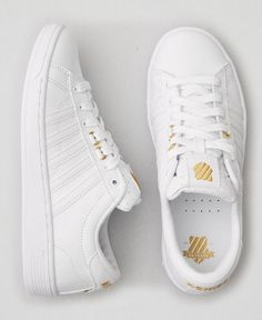 AEO K-Swiss Hoke 50th Sneakers, Women's, White