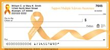 Multiple Sclerosis Personal Checks