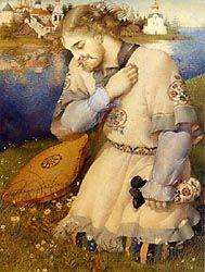 Aaron Shepard (retold) | The Sea King's Daughter (Russian legend)