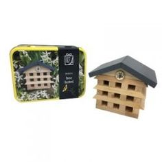 Apples to Pears Build A Bee Hotel Craft Set - Trouva