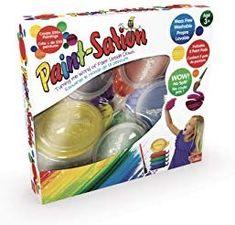 Goliath - Paint Sation 5 pots de peinture empilables - Loisir créatif - Peinture - 35707.006: Amazon.fr: Wass Shop