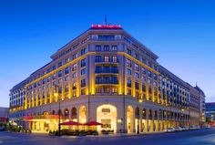 Hotel Review – The Westin Grand, Berlin, Germany