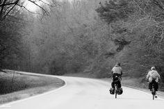 Bike the @natcheztrace from Natchez to Nashville, or just Port Gibson. ;) #visitnatchez #natchez300