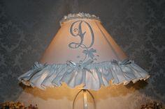 lampe angeline - lampe de bureau - D'Ombres et de Lumière - Fait Maison