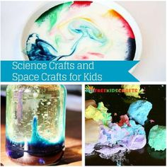 Kids are learning so much as they grow and see more of the world. With our collection of 40 Science Crafts and Space Crafts for Kids, your children can experience hands-on science learning. Ignite your child's interest in science with these crafts!