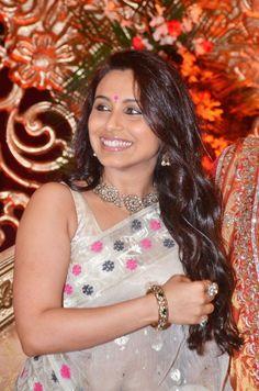 Kajol, Kiran Rao & Rani Mukherjee at Bappa Lahiri's wedding reception 2012 Apr