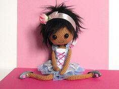 doll-cute hair