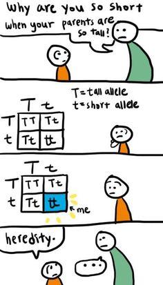 "Trust me, I'm a ""Biologist"" #biology #science #funny"