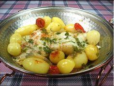 Paella, Fruit Salad, Potato Salad, Potatoes, Ethnic Recipes, Algarve, Food, Kawaii, Youtube