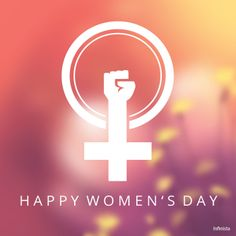 Happy Women's day to all the pretty ladies out there! Wish you a beautiful day today and everyday!  #Happy #WomensDay