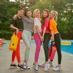 Photo album containing 37 pictures of ITZY K Pop, South Korean Girls, Korean Girl Groups, Cute Bee, Recent Events, Album Releases, Spandex, Hottest Models, Photo Book