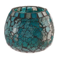 Shop LiveVie  ANC-824 Blue Moon Large Glass Ball Votive at The Mine. Browse our candle holders, all with free shipping and best price guaranteed.