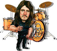 John Bonzo Bonham   Led Zeppelin...Moby Dick...need I say more?