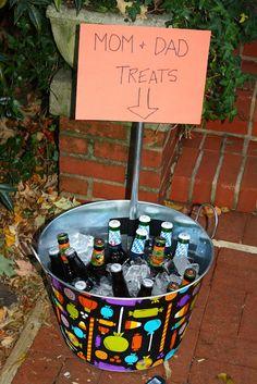 Sweet Southern Prep: Halloween Night
