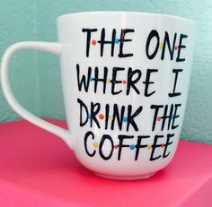 """A mug with the name of their very favorite episode. 