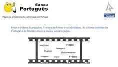 Apresentação eu sou portugues