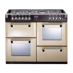 Kuchnia Stoves Richmond 100 cm gazowa - Kuchnie - Kuchnie i AGD Biokominki,Grille ogrodowe,Drzwi, Podłogi,Meble,Dekoracje