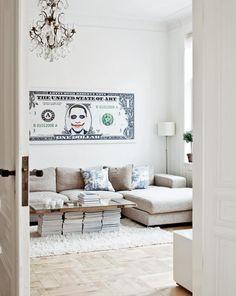 Suomalaispariskunnan elegantti ja valoisa koti Tanskassa | Koti ja keittiö