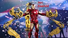 Hot Toys Iron Man Mk 4 Diecast 1/6 Scale MMS 462 D22 w/Suit-Up Gantry Hot Toys Iron Man, Male Figure, Diecast, Scale, Suits, Weighing Scale, Suit, Libra, Wedding Suits