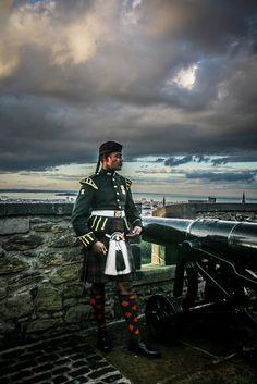 Scotland ~ Edinburgh Castle