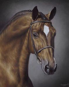 Beautiful Horse art work.