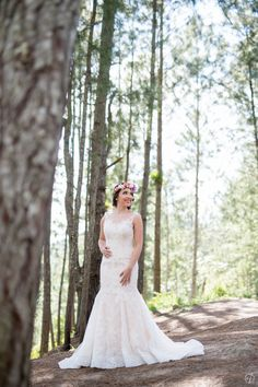 The Most Beautiful Newlywed Photo Session Ever!