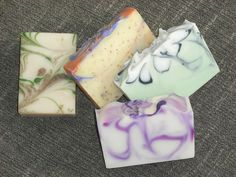 4  Soaps for 21 DOLLARS / Your Choice of Soap / Artisan Soap / Cold Process Handmade Soap by JOANSGARDENS on Etsy https://www.etsy.com/listing/52854925/4-soaps-for-21-dollars-your-choice-of