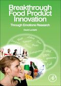 More than 95% of all consumer product launched in the packaged goods sector fail to achieve their goals for success. Breakthrough Food Product Innovation Through Emotions Research gives a clear answer for innovation teams seeking to increase product success rates by breaking through the clutter in an otherwise undifferentiated, commoditized marketplace.