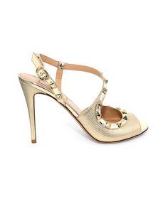 d87b4cf3137f Giuseppe Zanotti Strassed Womens Shoes Silver Sandals (Z100)