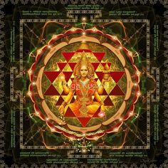 Stotram on Devi Lakshmi - Mahalakshmi Ashtakam Devi Laxmi is deity of Wealth and Prosperity and Abundance. Exact meaning of this mantra is – Showering of Gold.According to Hinduism, Gods and demons churned the Kshirsagar (Sea where Lord Vishnu exist) for Indiana, Lakshmi Images, Lakshmi Photos, Durga Images, Shri Yantra, Lord Vishnu Wallpapers, Shiva Shakti, Durga Maa, Goddess Lakshmi