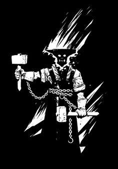 blacksmith by *perzo