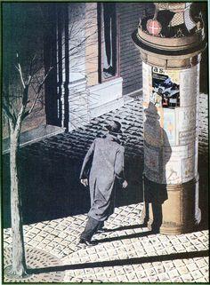 A Suivre No 200 - by Vittorio Giardino Hugo Pratt, Pax Romana, Graphic Novels, Comic Artist, Collages, Illustration Art, Scene, Paintings, Adventure