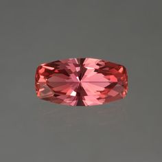 This 2.30-carat Imperial Topaz gemstone features the Regal Radiant™ cut. Refer to the table below for detailed information about this gemstone.