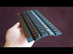 LG Rolly Keyboard: hands-on at IFA 2015