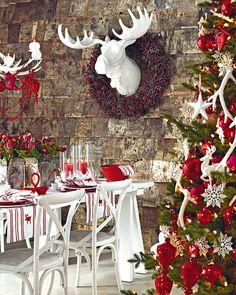 #Christmas #decorating ideas! #EventSpark