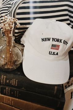 Brandy ♥ Melville | Katherine NYC Cap - Beanies & Hats - Accessories