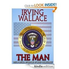 The Man by Irving Wallace  4.8 Stars! $0.99 www.moreforlessonline.com/mystery--thrillers #Kindle deals & Freebie